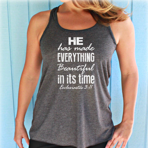 Jesus Saves Yall Casual Graphic T-Shirt. Christian Quote. Scoop Neck Triblend Tee.