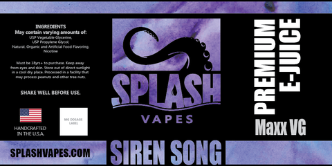 Siren Song Maxx VG