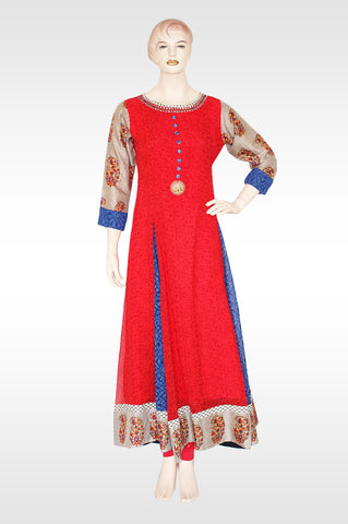 Kurti (Without Legging)