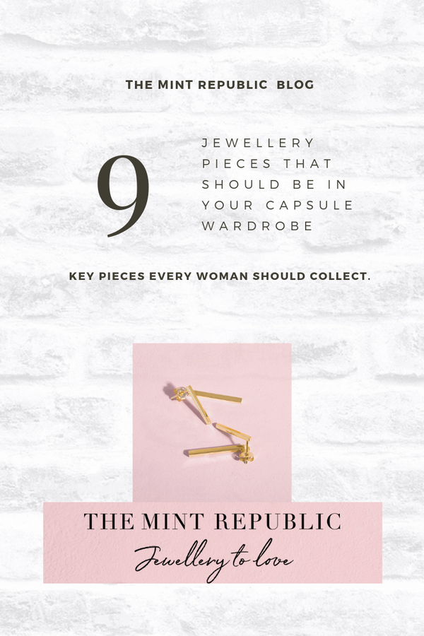 9 pieces of jewellery every woman should collect!