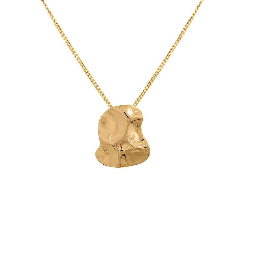Republic Road Mirer Marvel Necklace in Gold | Available now
