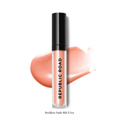 Reckless Nude -Plumping Gloss