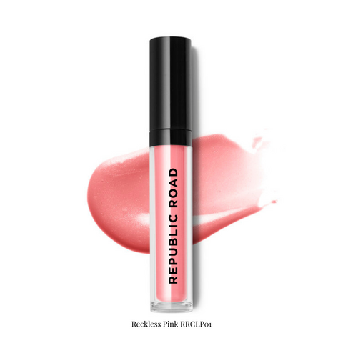 Reckless Pink - Plumping Gloss