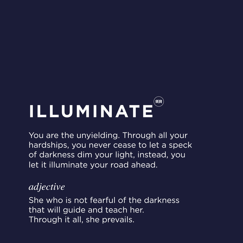 Republic Road Illuminate Inspiration Card