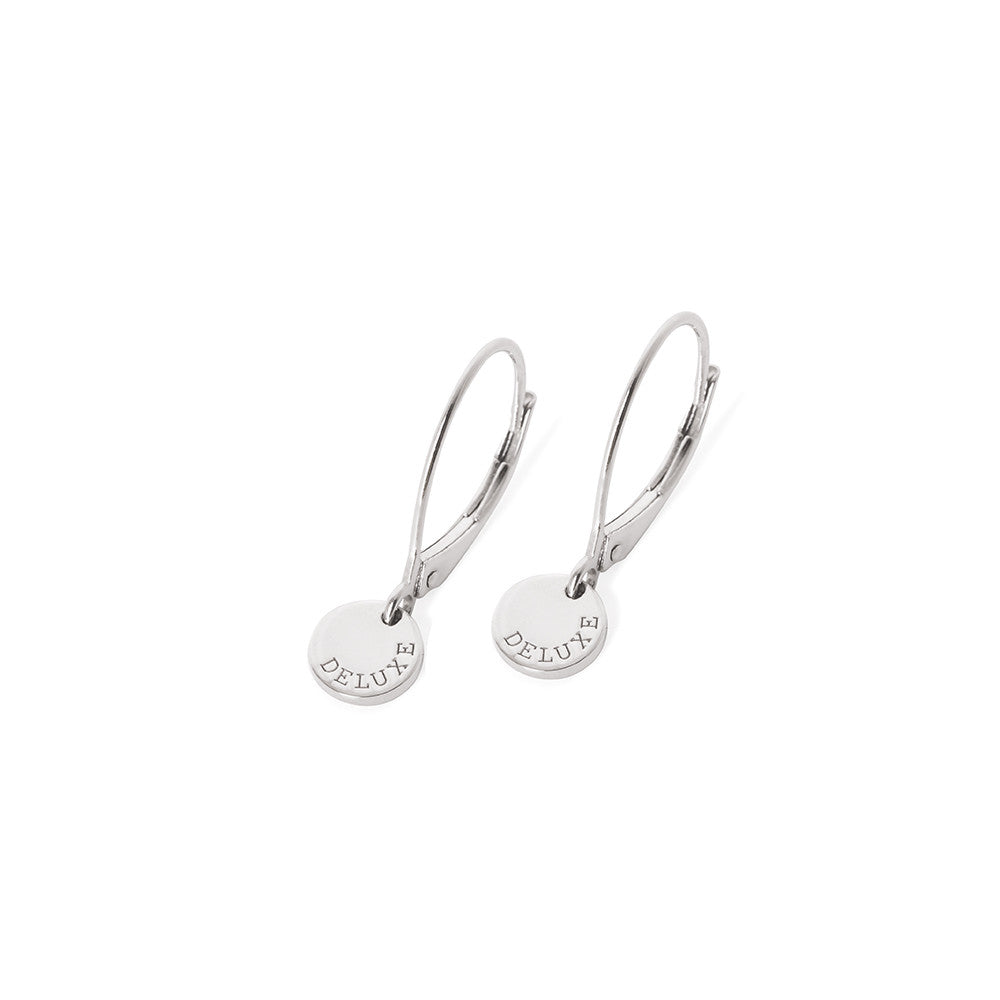 Symmetry Lever Back Earrings