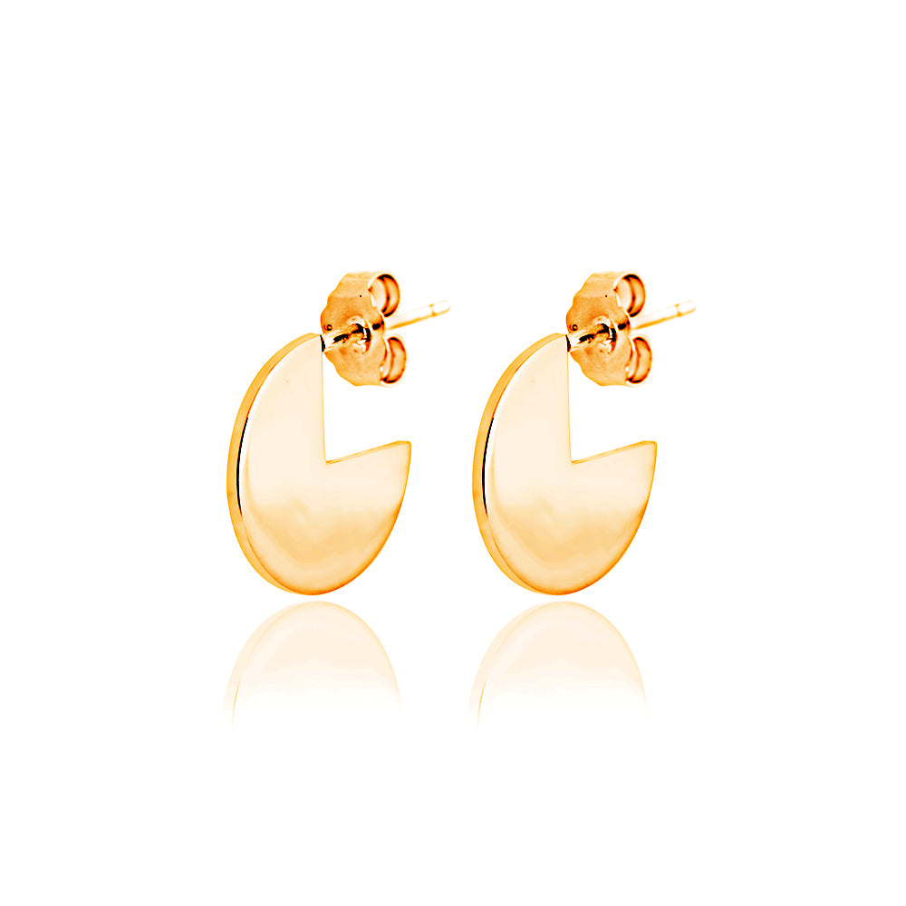 Gold Divine Earrings
