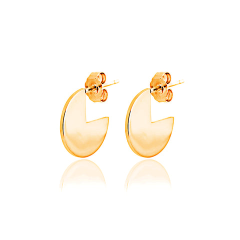 Lindi Kingi Deluxe Divine Earrings Gold
