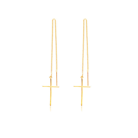 Lindi Kingi Deluxe Icon Exalted Threads Gold Plated