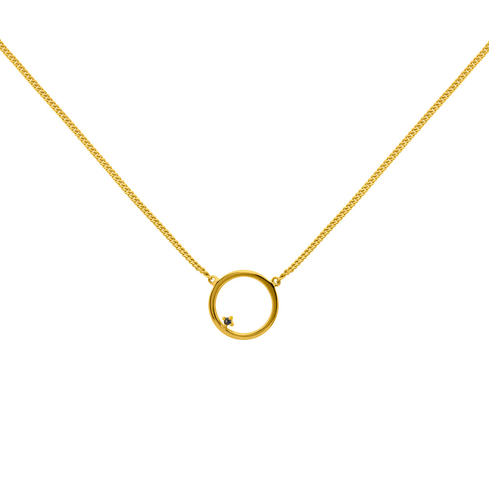 Republic Road Free To Roam Necklace Gold