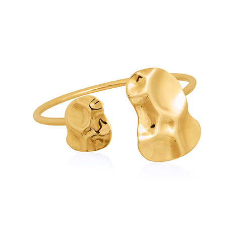 Republic Road Mirer Exquisite Cuff Gold | Available Now