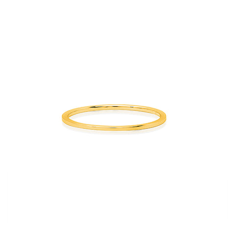 Republic Road | Baby Band | Gold Plated