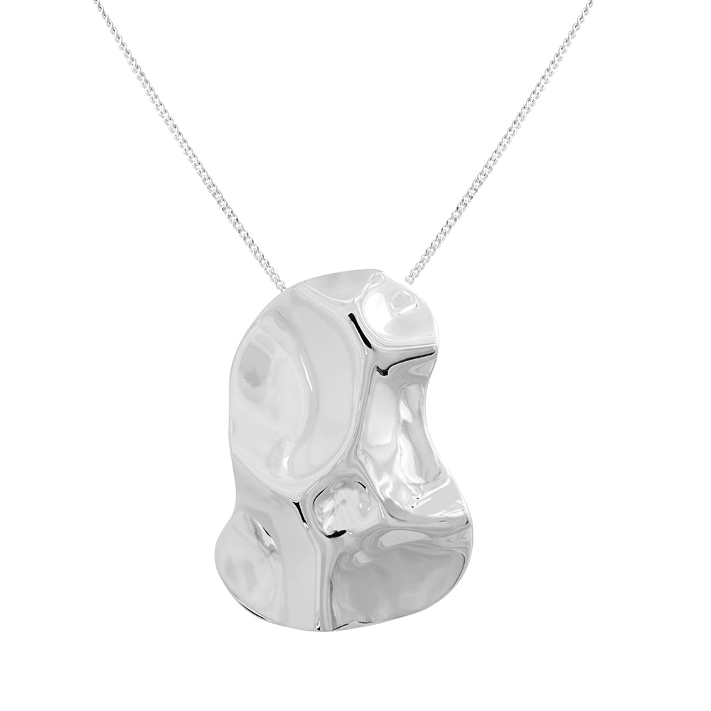 Republic Road Mirer Exquisite Necklace in Silver | Available Now
