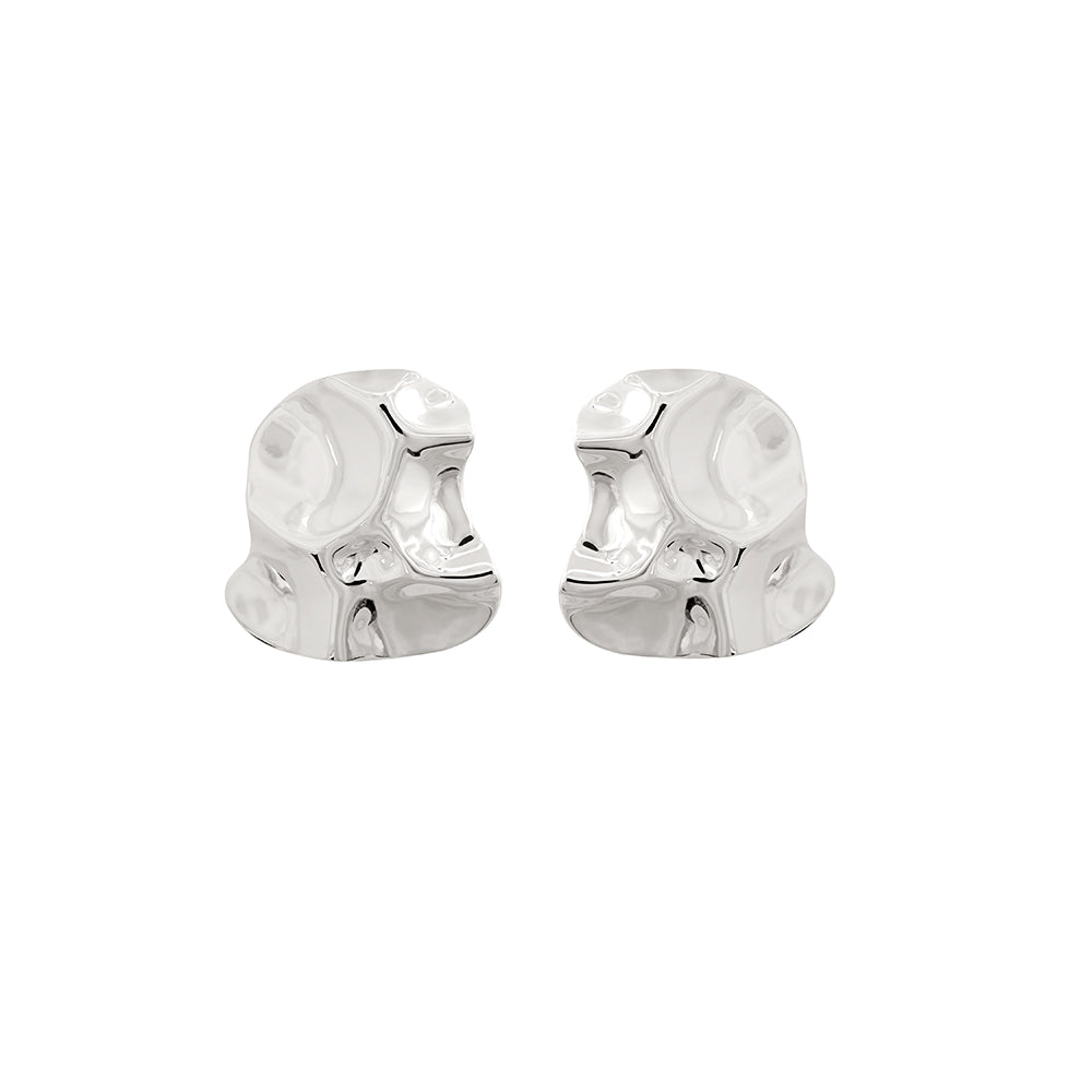 Republic Road Marvel studs Silver | Available Now