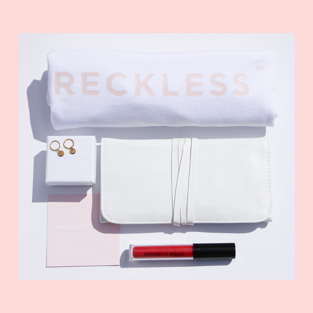 Muse Capsule Edit -Reckless with Gold Sleepers