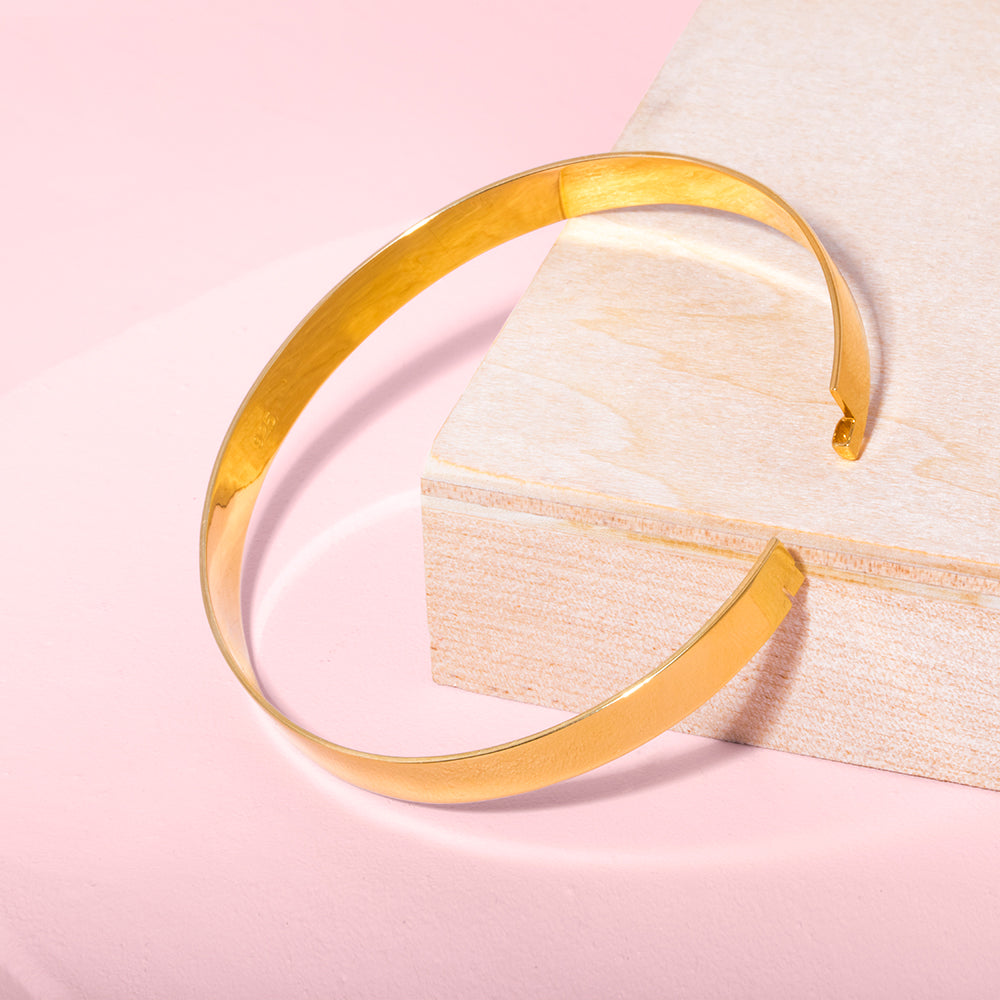 The Winding Road Bangle | Open |Republic Road
