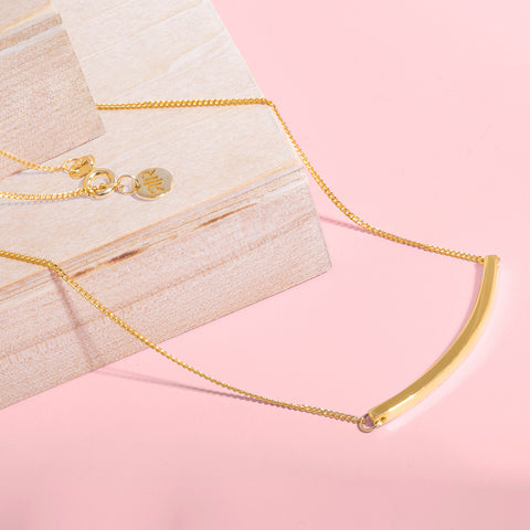 Republic Road | All Bar None Choker Gold Plated | The Mint Republic