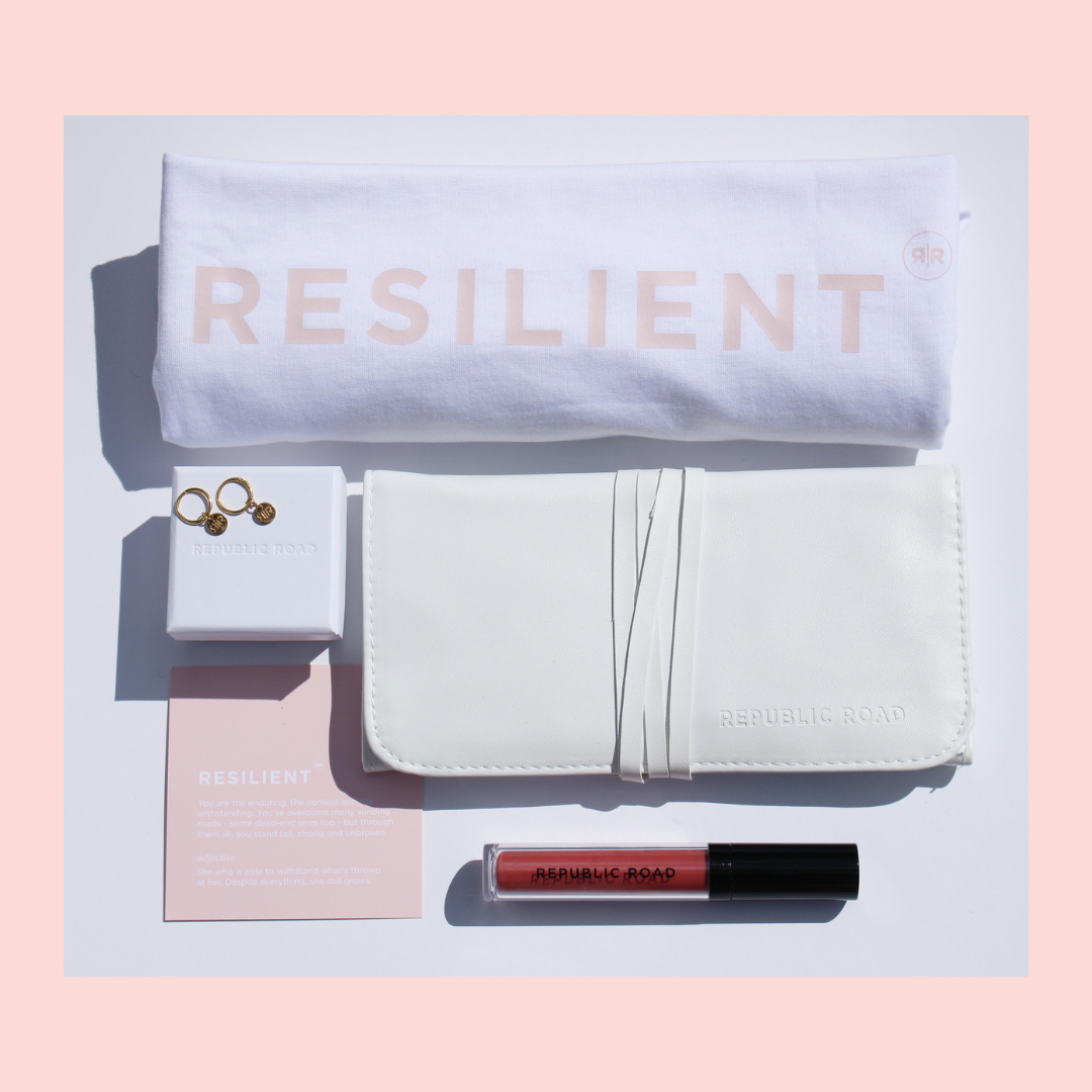 Muse Capsule Edit -Resilient with Gold Sleepers