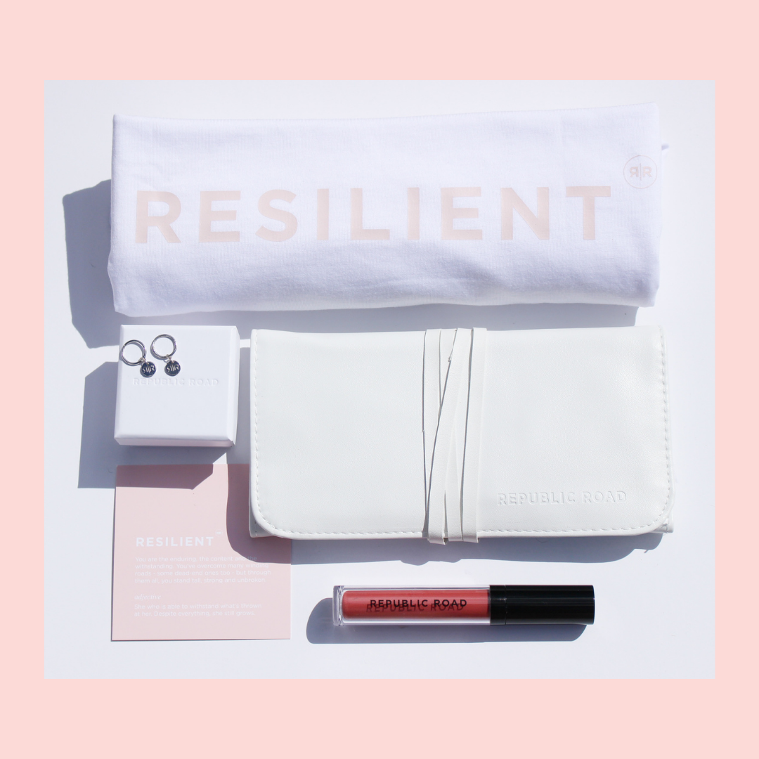 Muse Capsule Edit -Resilient with Silver Sleepers | PREORDER