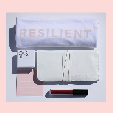 Muse Capsule Edit -Resilient with Silver Sleepers