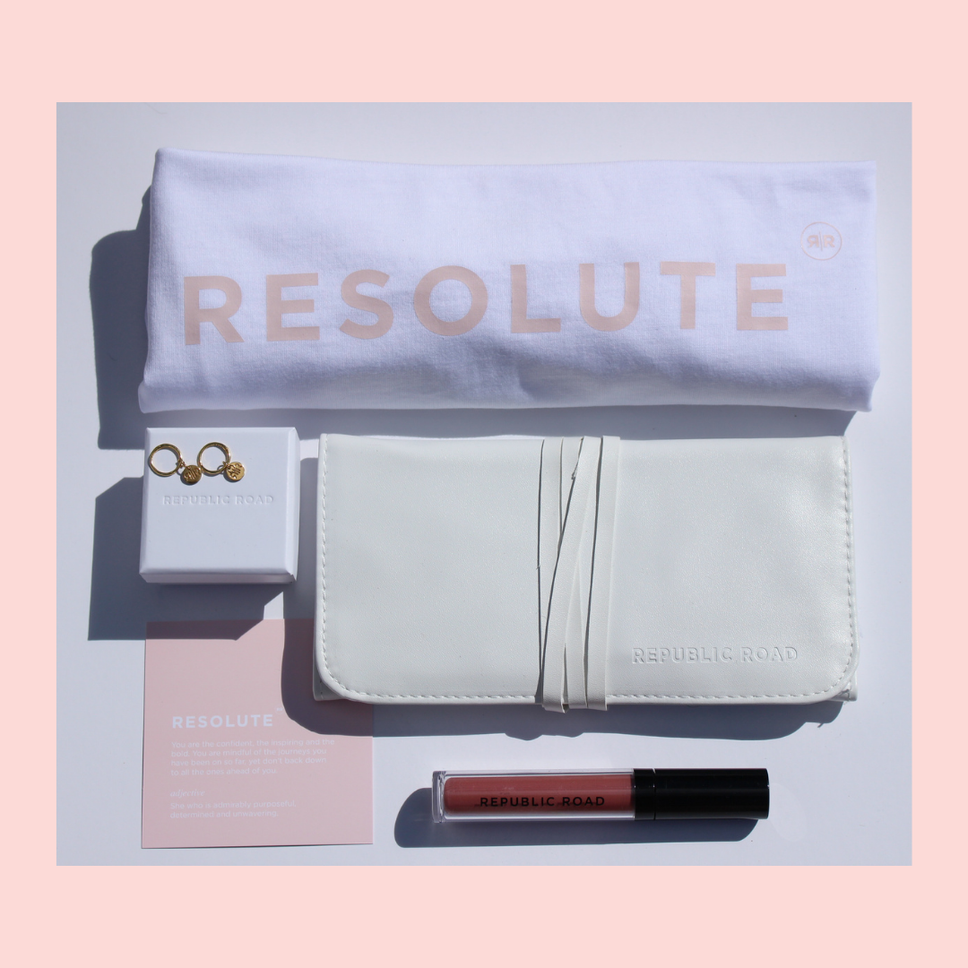 Muse Capsule Edit -Resolute with Gold Sleepers