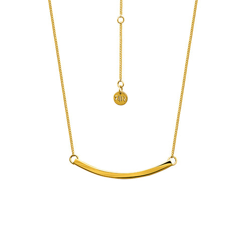 All Bar None Choker | Gold Plated | Republic Road