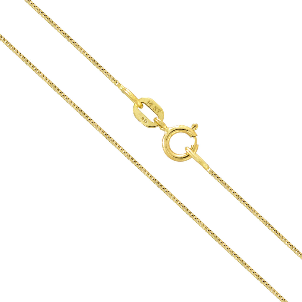 Box Chain Silver | Gold Plated