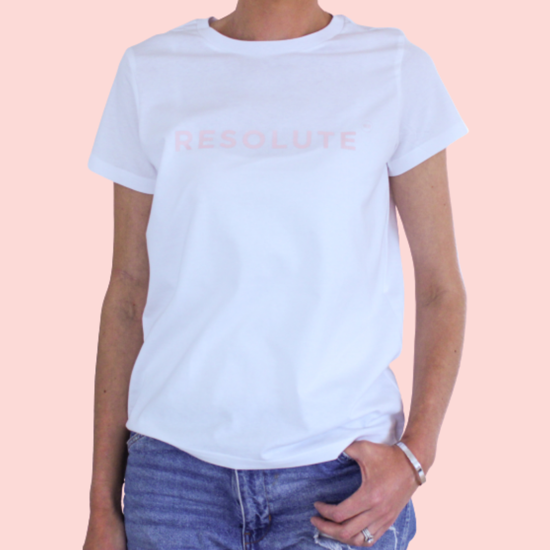 Resolute Statement Tee ON PRE ORDER