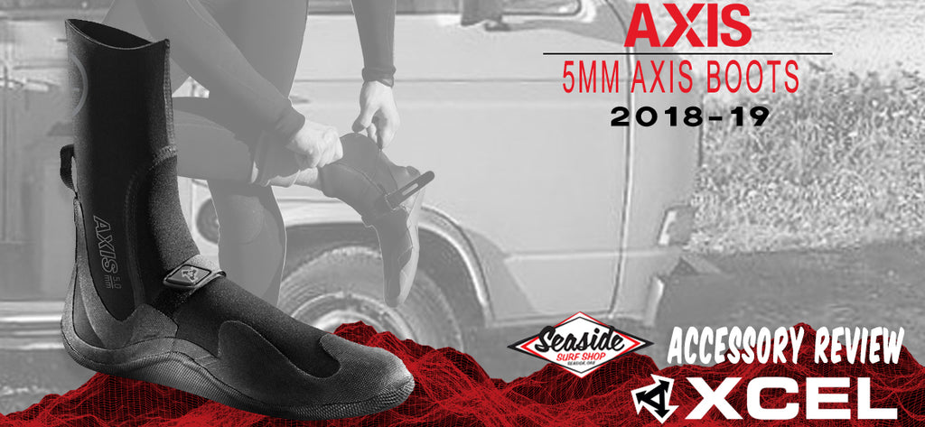 Xcel Axis Boot Review