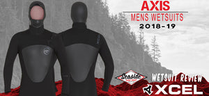 Xcel Men's Axis Wetsuit Review 2018-2019