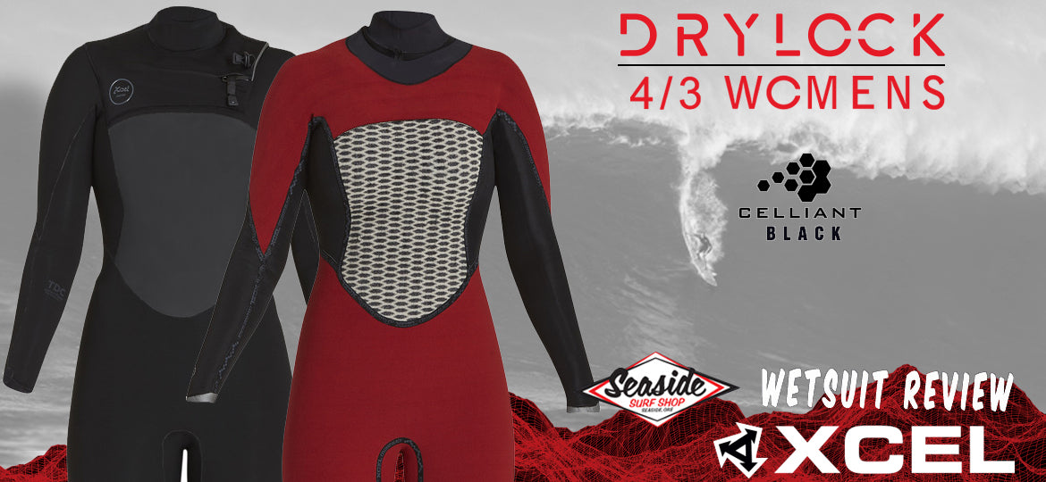193628cb39 Xcel Women s Drylock Wetsuit Review 2017-2018 - Seaside Surf Shop