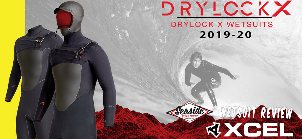 Xcel Men's Drylock X Wetsuit Review 2019-2020
