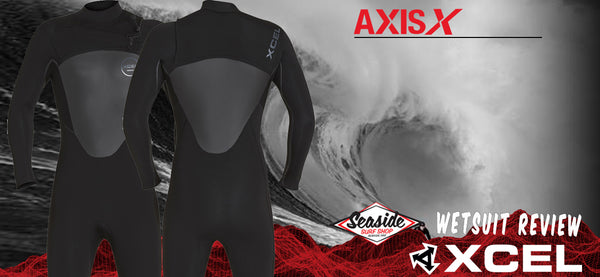 Xcel Men's Axis X Wetsuit Review 2017-2018