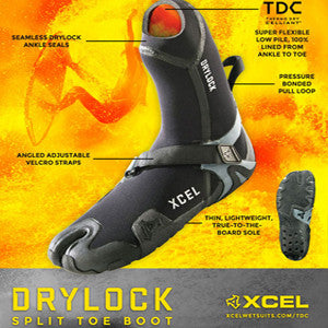 Product Review: 2016 Xcel Wetsuits Drylock Bootie