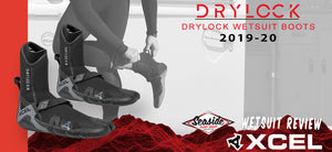 Xcel Drylock Wetsuit Boots 2019-2020 Review
