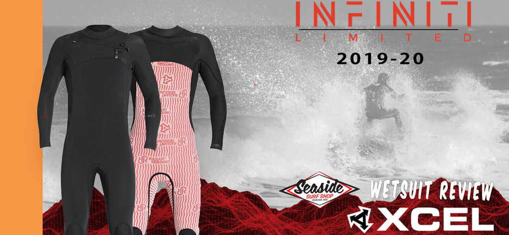 Xcel Mens Infiniti Limited Edition Wetsuit 2019-2020 Review