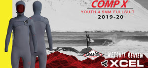 Xcel Youth Comp X Wetsuit Review 2019-2020