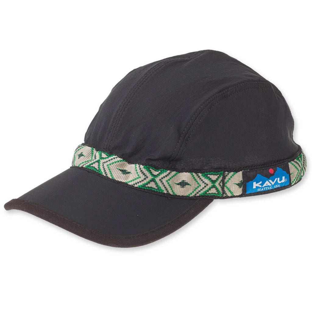 Kavu Synthetic Strapcap - Black - Seaside Surf Shop