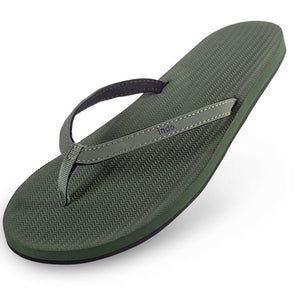 Indosole - Womens ESSNTLS Flip Flops - Leaf-Indosole-Seaside Surf Shop