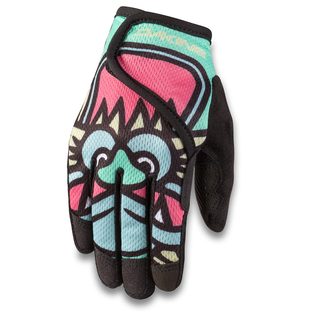 Dakine Prodigy Kid's Bike Glove - B/Creature Comic - Seaside Surf Shop