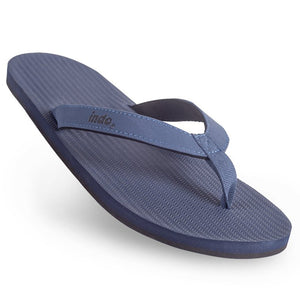 Indosole - Mens ESSNTLS Flip Flops - Shore Blue-Indosole-Seaside Surf Shop