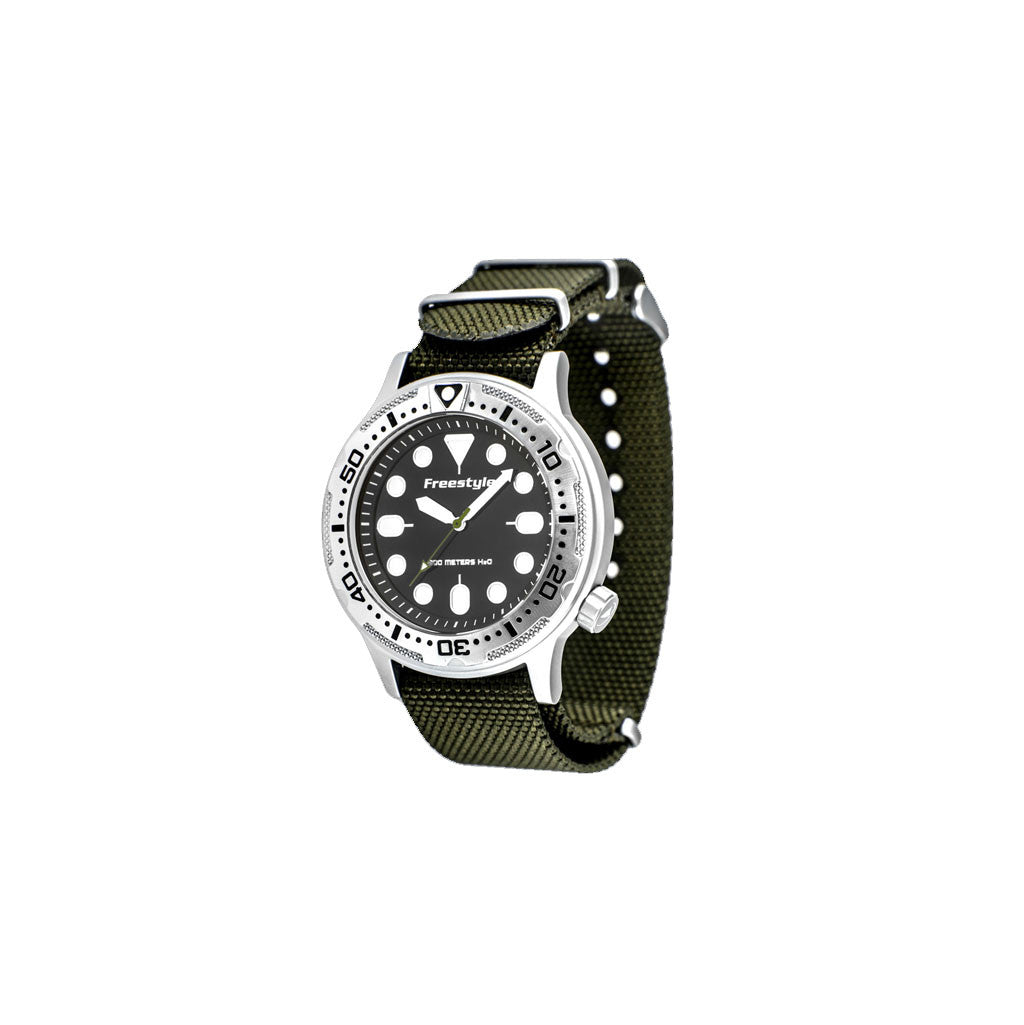 Freestyle Ballistic Diver Olive - Seaside Surf Shop
