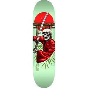 "Powell Peralta Pro Charlie Blair Skateboard 8.0"" Deck - Bushido-Powell Peralta-Seaside Surf Shop"