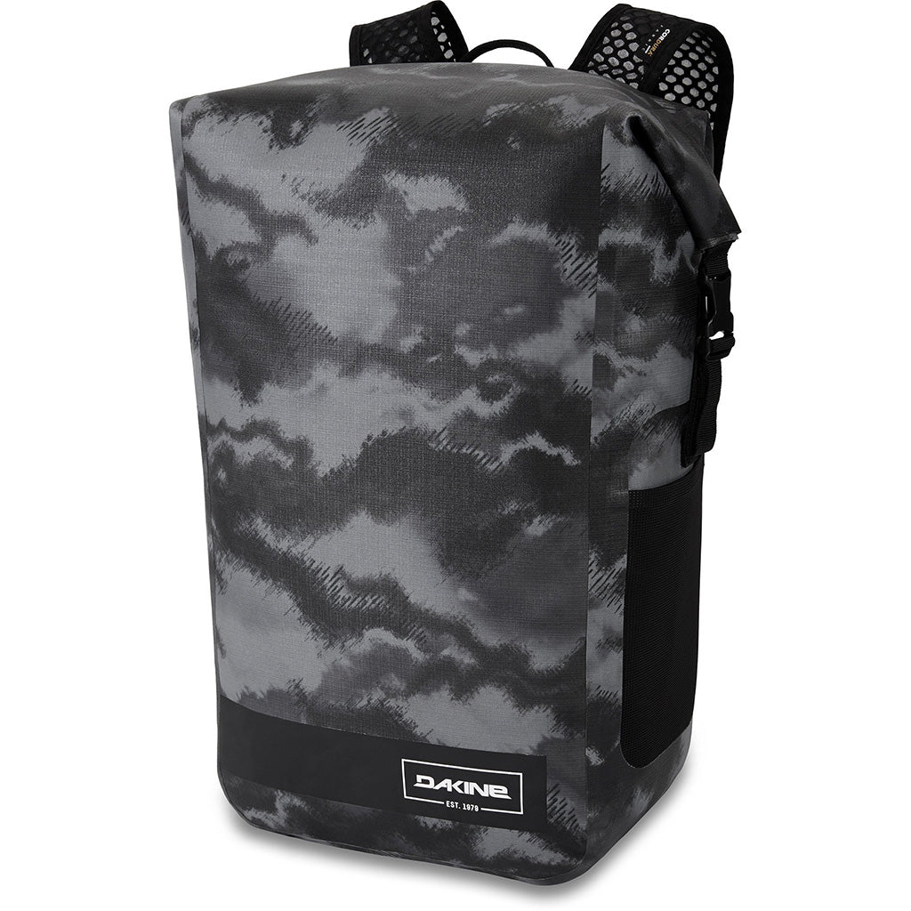 Dakine 32L Cyclone II Roll Top Pack - Dark Ashcroft Camo - Seaside Surf Shop