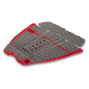 Dakine JJ Florence Pro Traction Pad - Carbon/Red