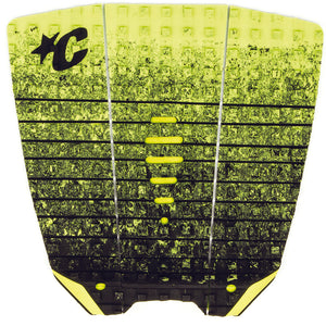 Creatures Mick Eugene Fanning Grovel Traction Pad - Citrus Fade Black