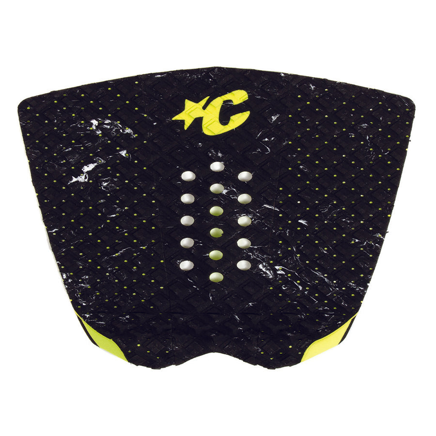 Creatures Griffin Colapinto Signature Traction Pad - Black Mix Citrus-Creatures of Leisure-Seaside Surf Shop