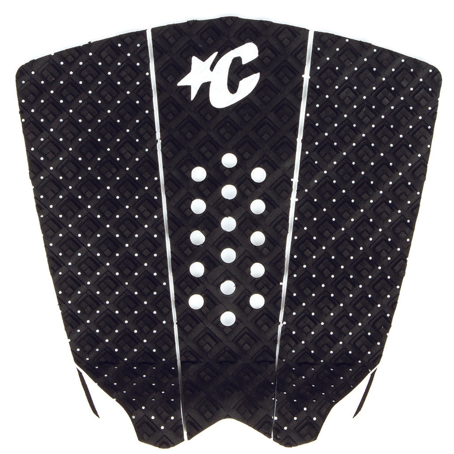 Creatures Griffin Colapinto Signature Traction Pad - Black/White-Creatures of Leisure-Seaside Surf Shop