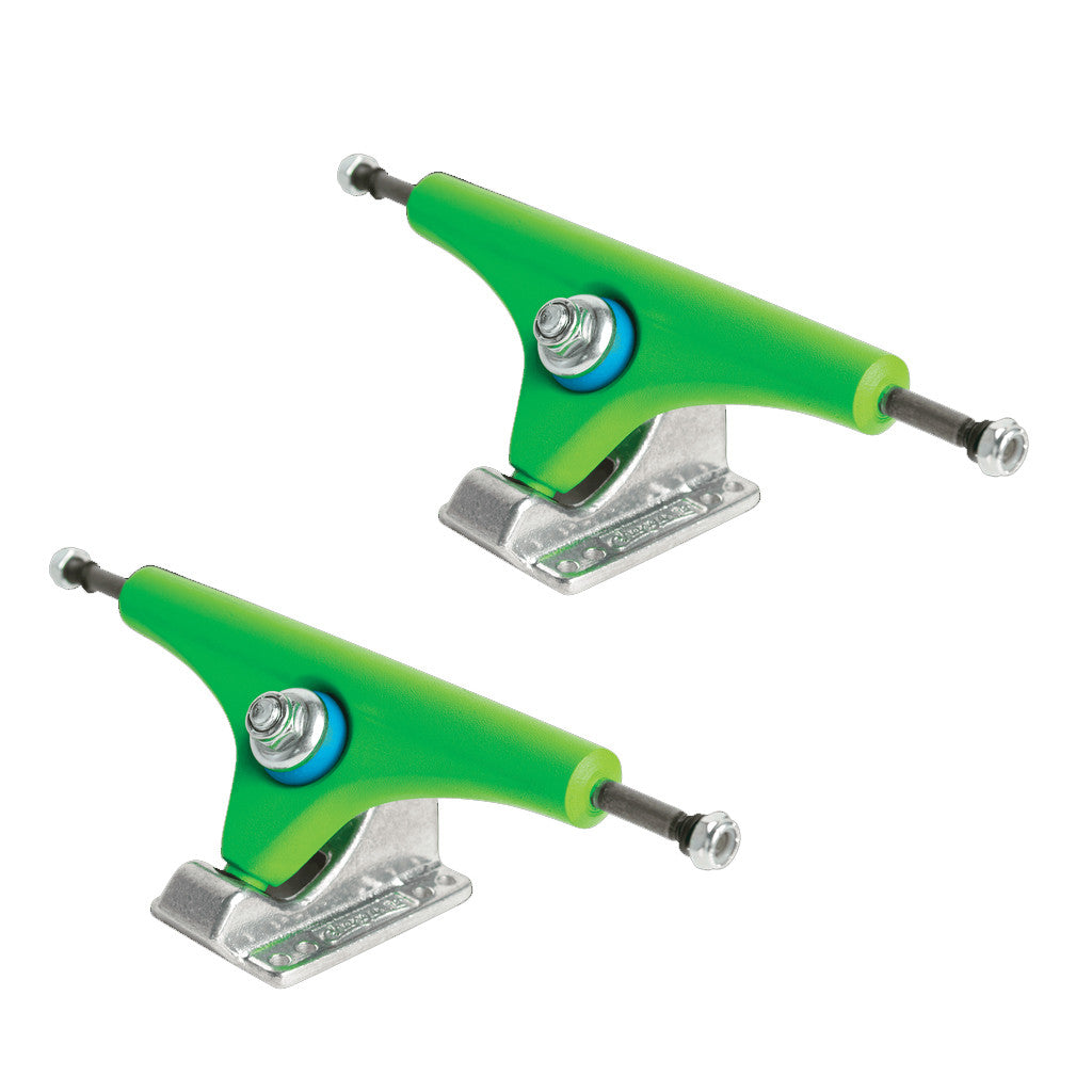 Sector 9 Gullwings 10.0 Green Charger Trucks