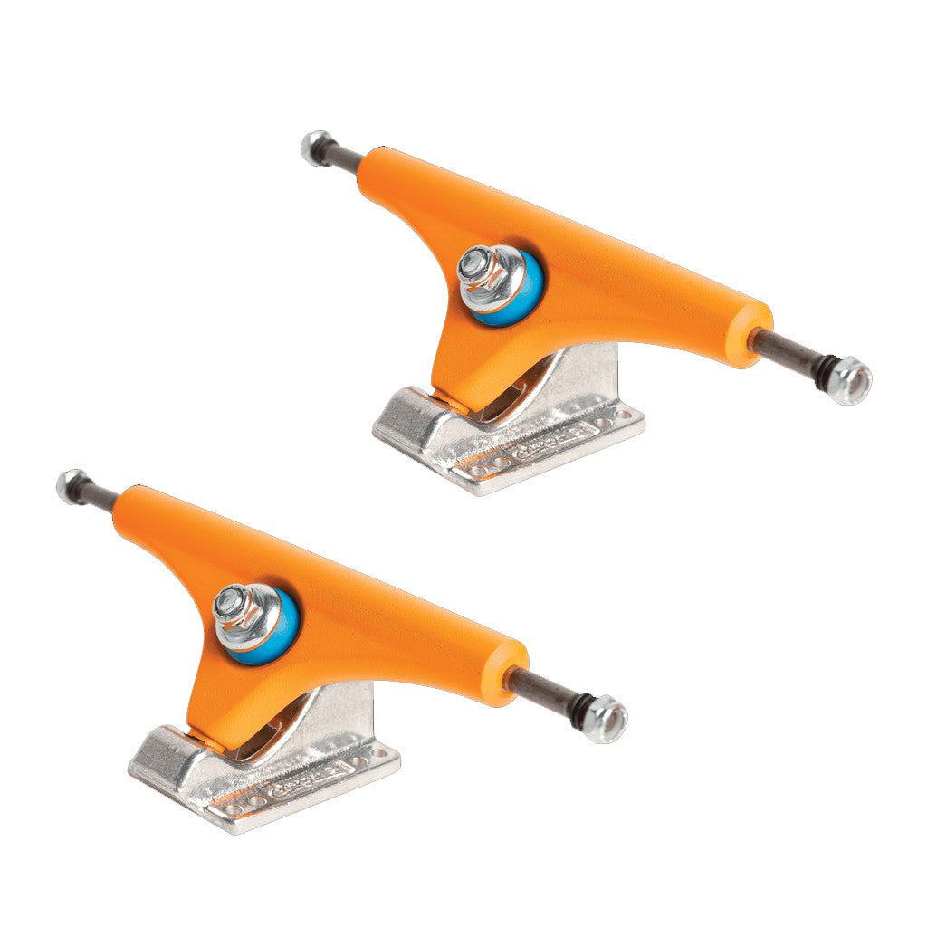 Sector 9 Gullwings 10.0 Orange Charger Trucks