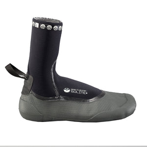 Solite Boots 3mm Custom Boot - 2019 Black/Grey-Solite Boots-Seaside Surf Shop